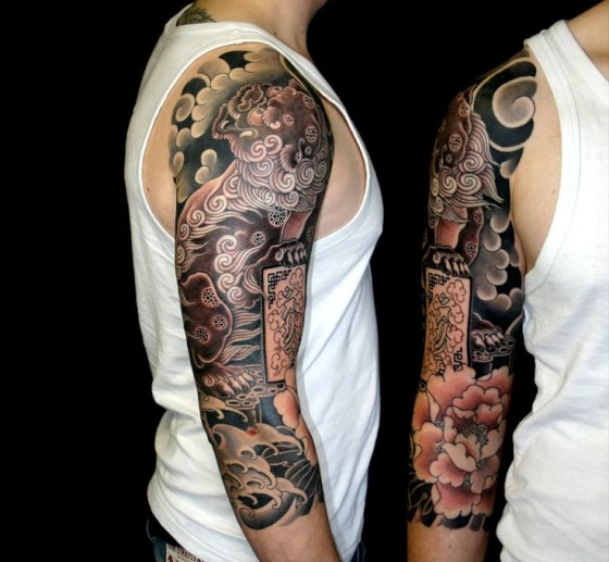 50 Awe-Inspiring Sleeve Tattoo Design And Ideas