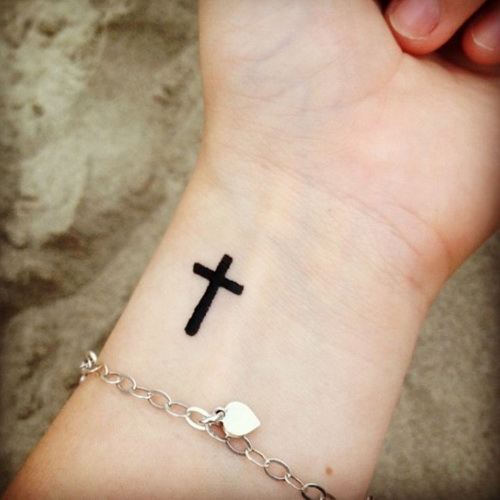 55 Hottest Cross Tattoo Ideas And Creative Designs