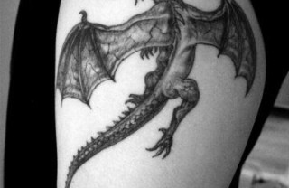 45 Fierce Dragon Tattoo Ideas for Men and Women