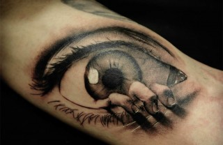55 Beautiful Eye Tattoo Examples That Will Make You Surprised