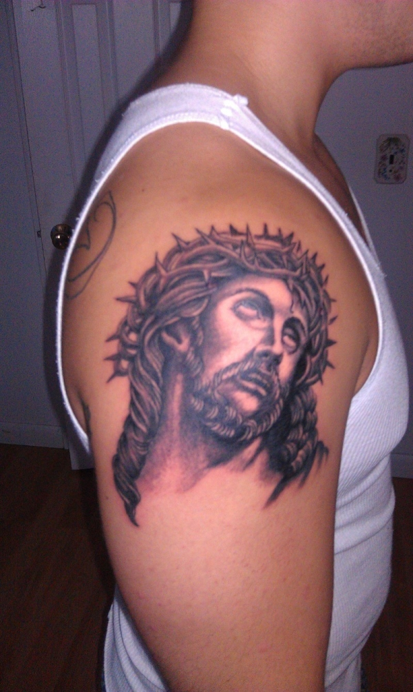 50 jesus tattoos for the faith love sacrifices and strength for Jesus tattoos on arm