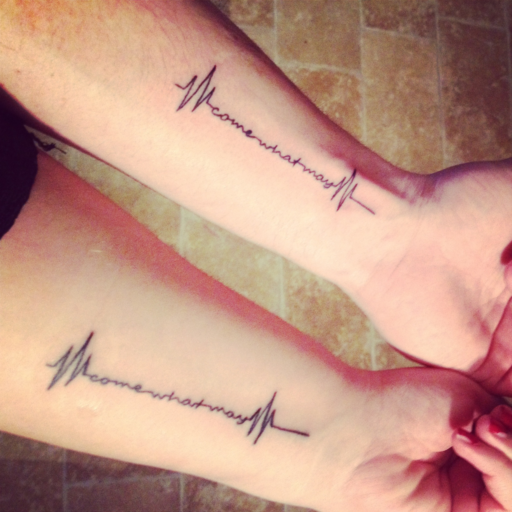 Love Quotes Tattoos For Couples Show Your Love Through Matching Tattoos