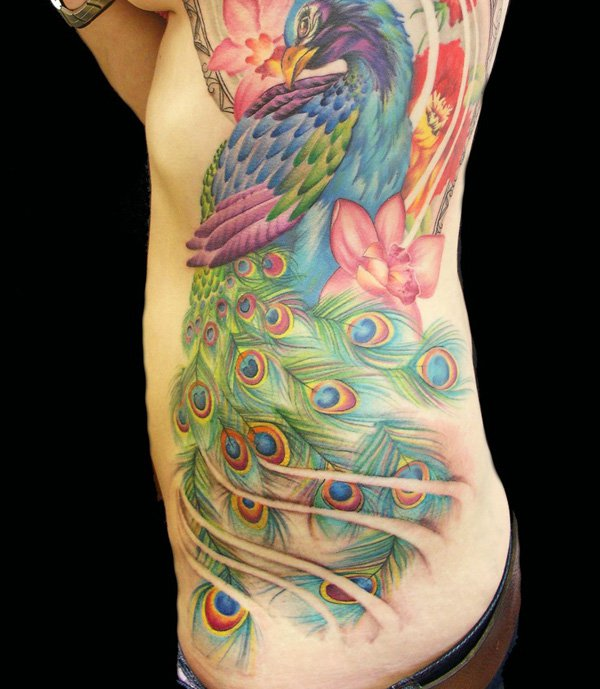 Tattoo Ideas Peacock