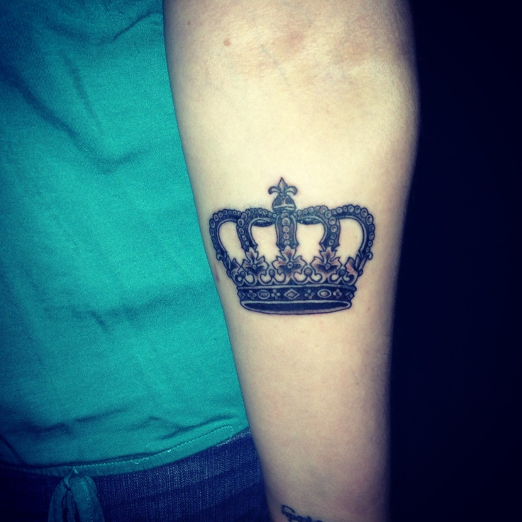 Queen Tattoo Are Only For a Queen Like You Queen Crown Symbol Tattoo