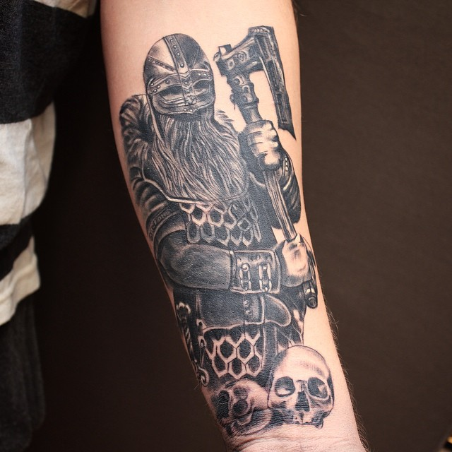 beade9e5c Become Stylish With Amazing Viking Tattoos