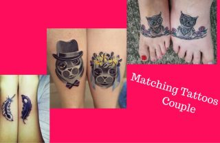 Matching Tattoos for Lovers