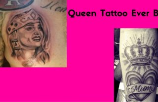Become a Queen by Wearing Queen Tattoo