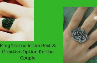 Ring Tattoo Is the Best & Creative Option for the Couple