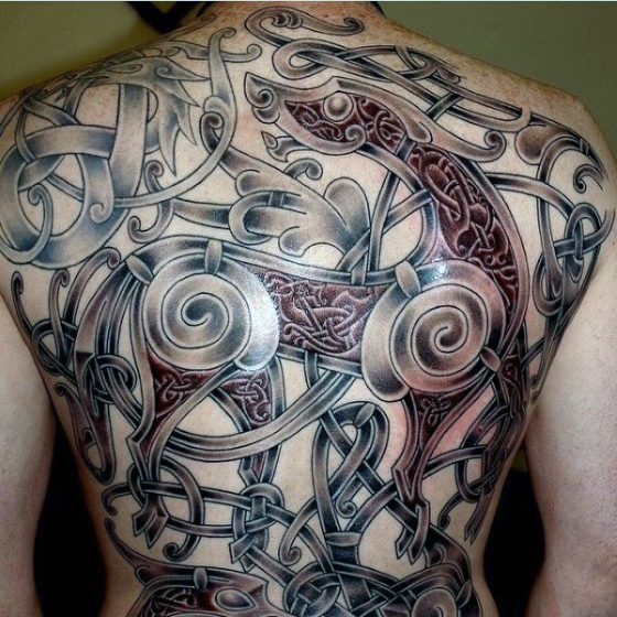 25 Viking Tattoo Designs Ideas: Become Stylish With Amazing Viking Tattoos
