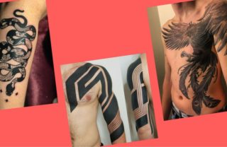 50 Best and Latest Tattoo Designs and Ideas for Men 2019